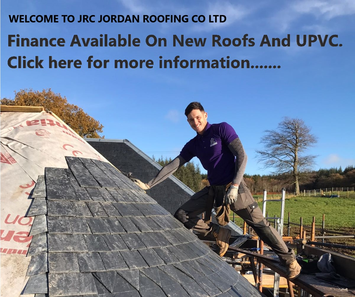 JRC Jordan Roofing Co for new roofs in Lanarkshire, Glasgow Motherwell, Lanark, Edinburgh