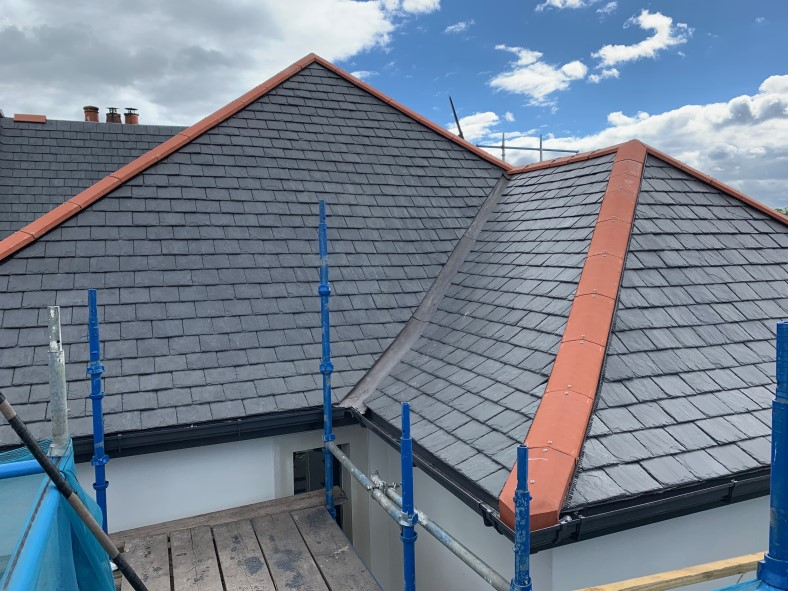 Roofing Company Repairs Maintenance Slating Tiling