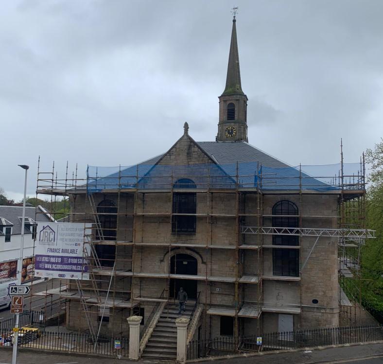 Roofing Company Repairs Maintenance Slating Tiling